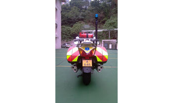 Emergency Medical Assistant Motor Cycle
