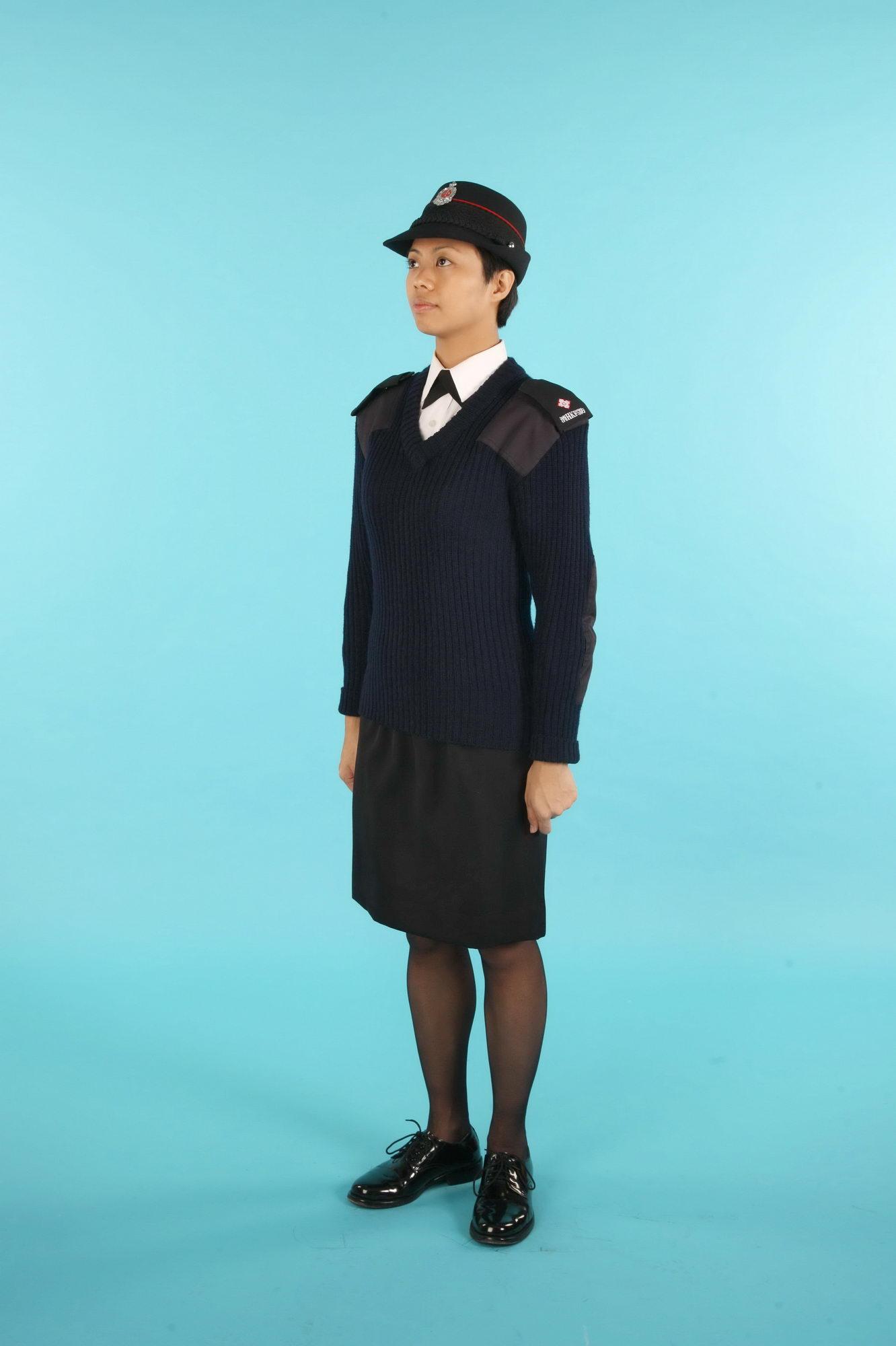 Female Officer Uniform 80
